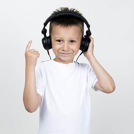 Gyermek fülhallgató