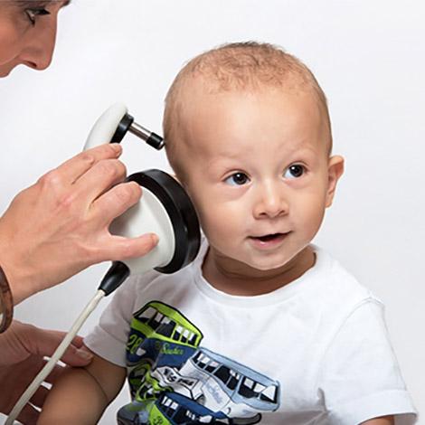 Gyermek hallásvizsgálat